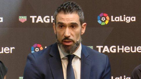 Fernando Sanz, en una imagen de archivo (EFE).
