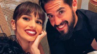 Isco Alarcón y Sara Sálamo.