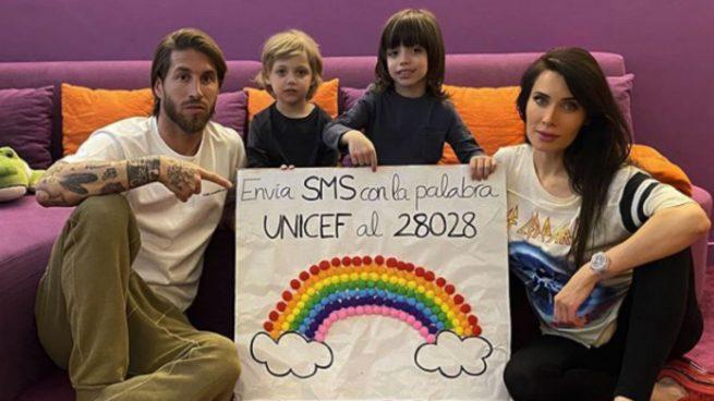 Sergio Ramos y Pilar Rubio donan 15.000 test, 264.571 mascarillas y 1.000 equipos de protección