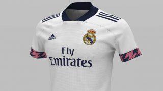Así es la camiseta del Real Madrid para el curso que viene. (Footyheadlines)