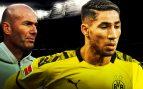 Zidane cuenta con Achraf «sí o sí»