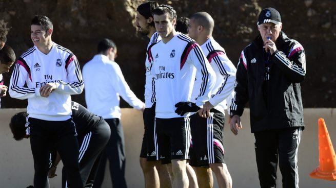 James Bale Ancelotti