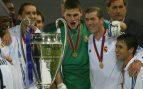 Novena camiseta Real Madrid