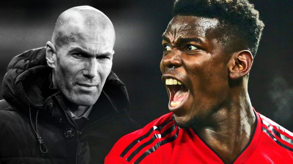 El United quiere vender a Pogba, pero el Madrid pasa.