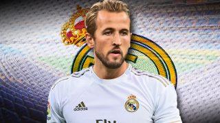 Las apuestas ven a Kane en el Real Madrid.