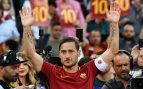 Totti desvela la dedicatoria especial que le pidió Florentino