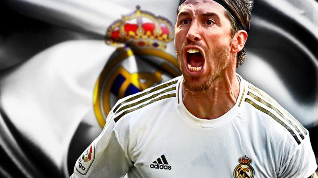Sergio Ramos, el capitán y el escudo de todos