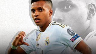 El Real Madrid duda con Rodrygo.