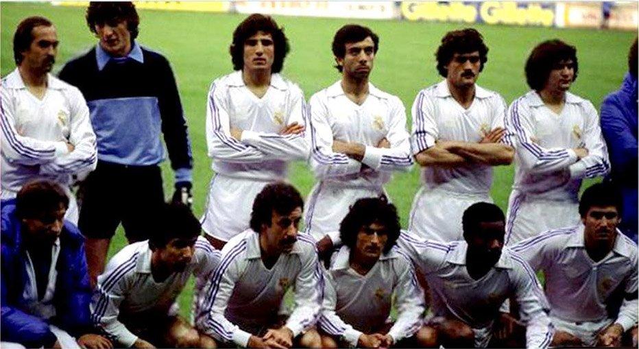 ¿Recuerdas las alineaciones del Real Madrid en las finales de Champions?