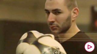 Benzema se pasa a las artes marciales.