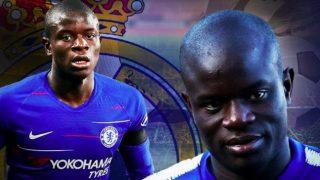 El Chelsea está dispuesto a vender a Kanté al Real Madrid.