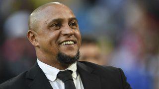 Roberto Carlos, ex jugador del Real Madrid. (Getty)
