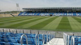 Una imagen del estadio Alfredo di Stéfano.