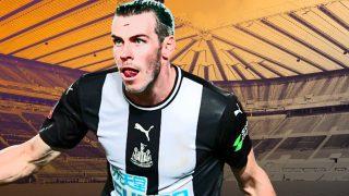 El futuro de Bale puede estar en Newcastle.