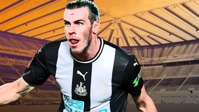 El Newcastle, nueva alternativa para Gareth Bale