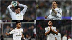 Los jugadores que ya saben lo que es jugar en el estadio Alfredo Di Stéfano.