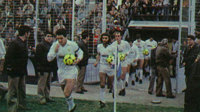 Las otras veces que el Real Madrid fue local fuera del Bernabéu