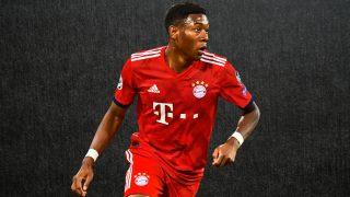 Alaba podría abandonar el Bayern y su destino puede ser el Madrid.