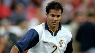 Secretario, con la selección de Portugal. (Getty)