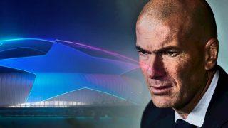 Zinedine Zidane no fue capaz de ganar todo lo que debía en la Juventus.