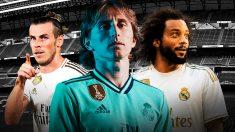 Ningún futbolista quiere irse del Real Madrid.