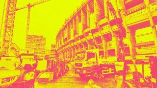 El Santiago Bernabéu se prepara para una renovación absoluta.