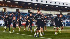 El Real Madrid jugará en un nuevo emplazamiento cuando regrese la Liga.