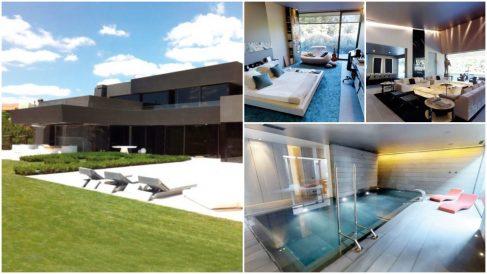 Varias imágenes de la casa de Hazard en La Finca (Rockefeller).
