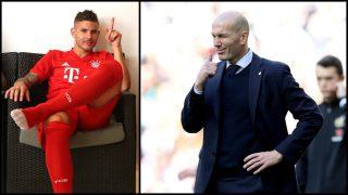 Lucas Hernández, un viejo sueño para Zidane. (Getty)