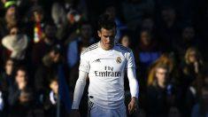 Bale, en un partido con el Real Madrid en el Bernabéu. (Getty)
