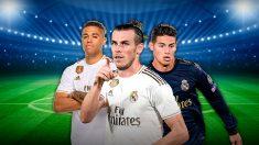 Así será la operación salida del Real Madrid.