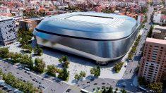 El nuevo Bernabéu, un flamante fichaje de 525 millones.