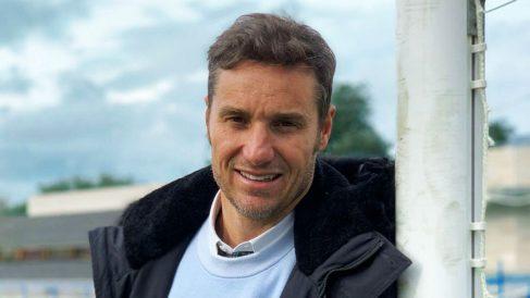Iván Helguera, nuevo entrenador de Las Rozas CF. (@LasRozas_CF