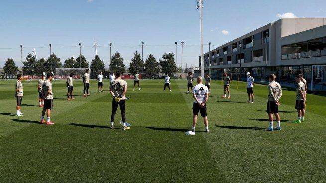 Real Madrid minuto silencio