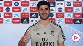 Marco Asensio asegura que ya está listo para regresar. (realmadrid.com)