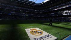 Una imagen del Santiago Bernabéu. (Getty)