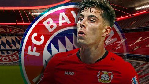 Havertz se marchará al Bayern de Múnich.
