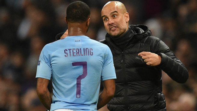 sterling real madrid