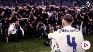 Ramos celebra la Duodécima.