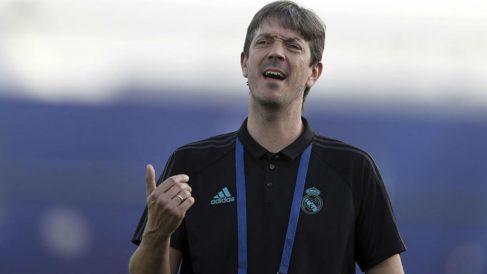 Manu Fernández. (Realmadrid.com)