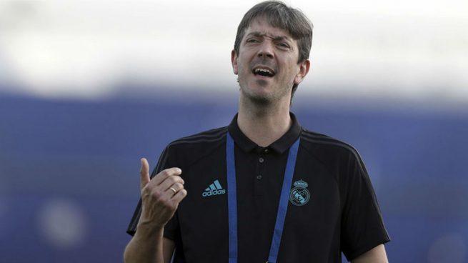 Manuel Fernández, nuevo director de fútbol del Real Madrid
