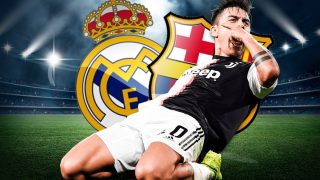 Dybala ha sido ofrecido a Real Madrid y Barcelona.