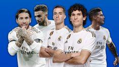 El Real Madrid no se ha movido de cara a 2021.