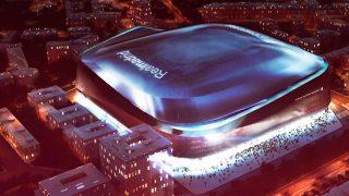 El Real Madrid va a tener el estadio más rentable de Europa.