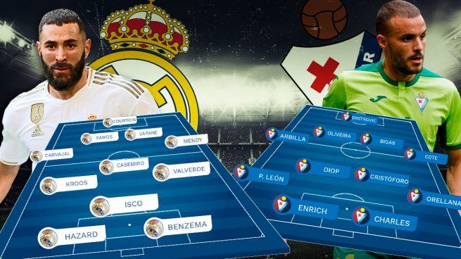 El Real Madrid comienza su escalada al liderato