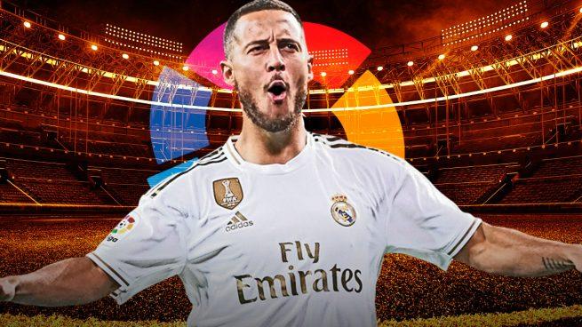 La Liga de Hazard