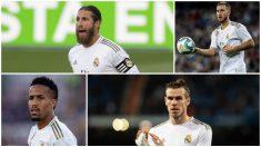 Los mejores y los peores del regreso del Real Madrid.