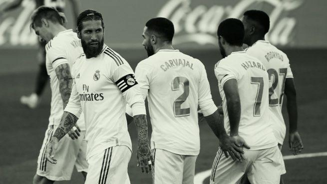 El vestuario del Real Madrid, indignado: «Este calendario es una putada»