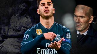 Zidane espera al mejor Asensio.