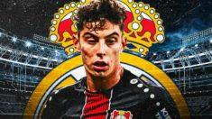 Havertz quiere jugar en el Real Madrid.